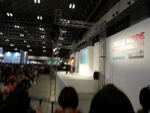 渡辺先生のトークショー
